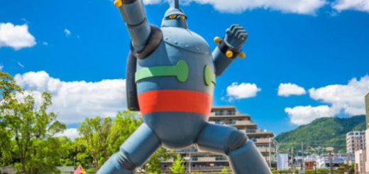 Kobe Iron Man, Iron Robot No. 28, representing
